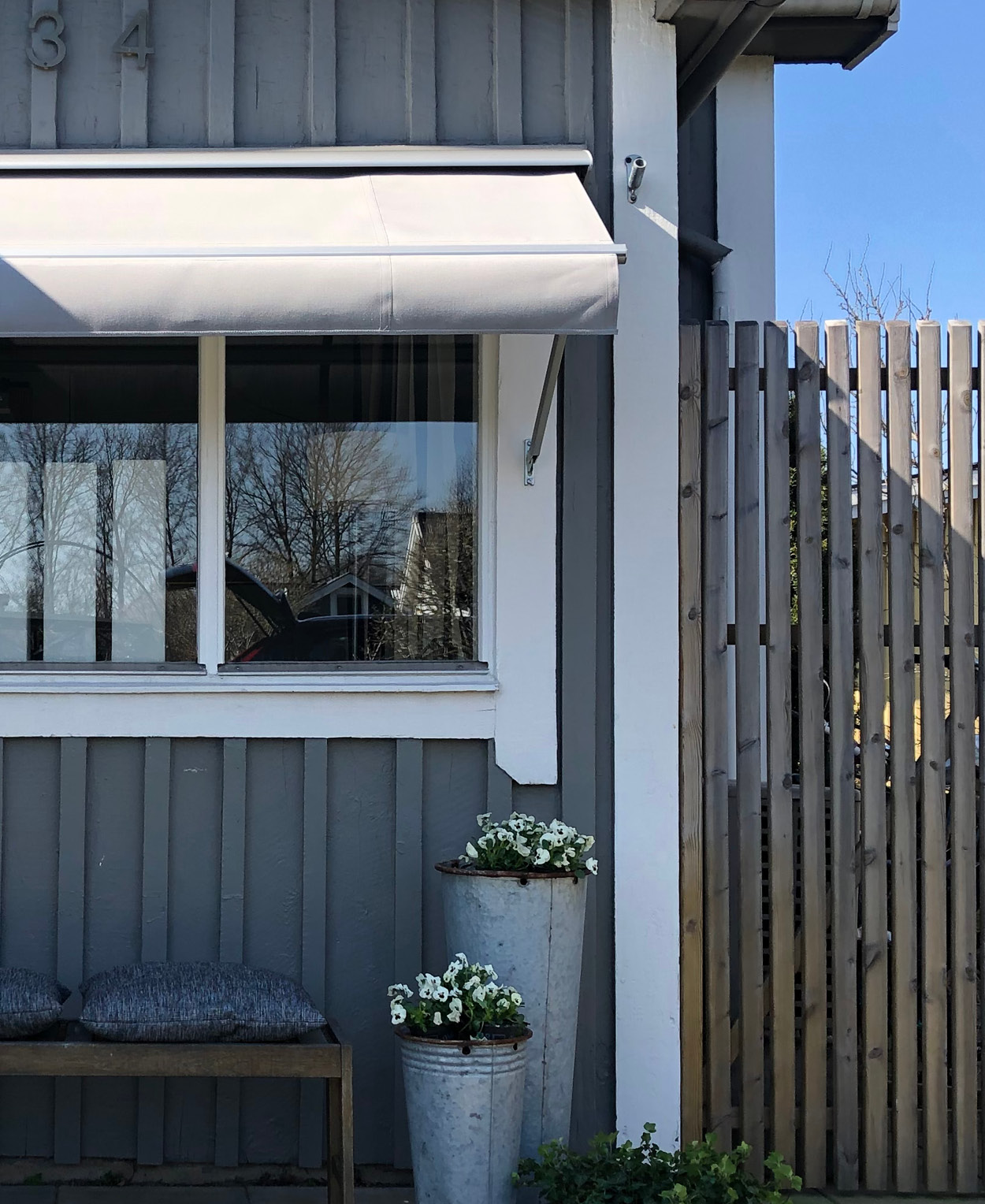 Hestra Björn | Sidomarkis | Miljö