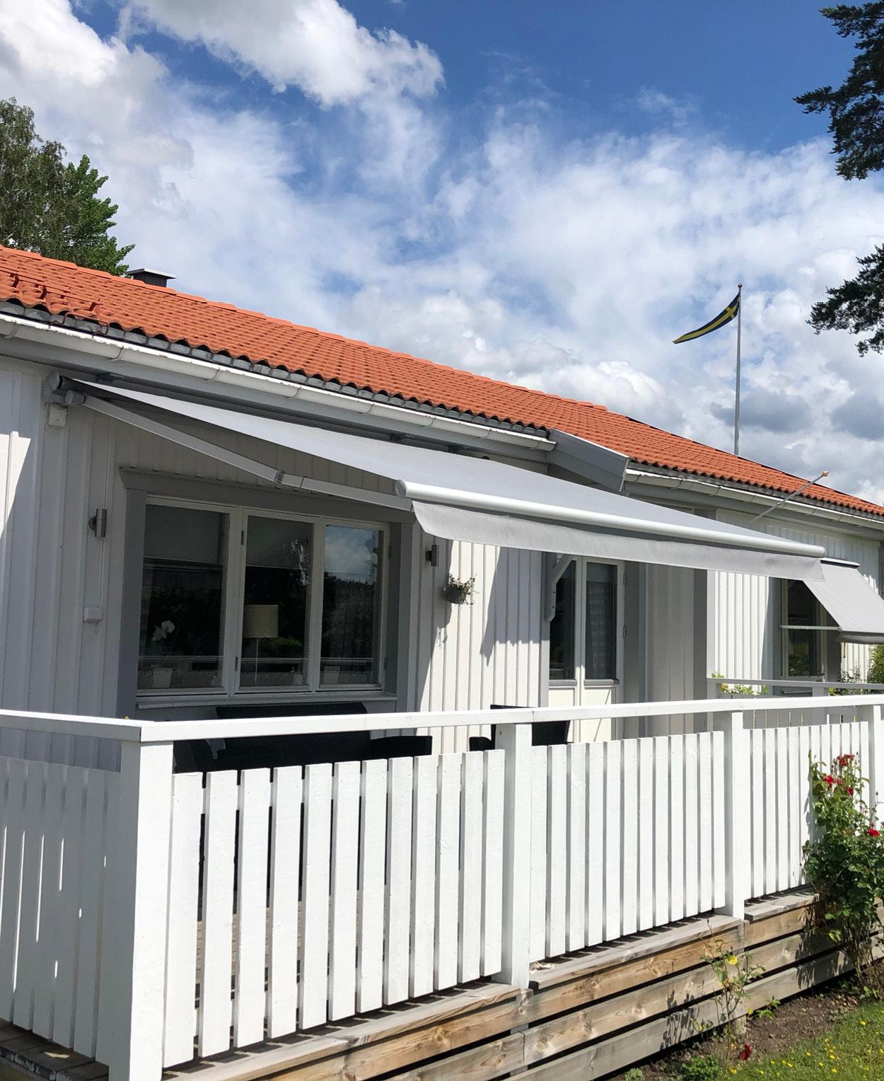 Hestra Sven | Terrassmarkis
